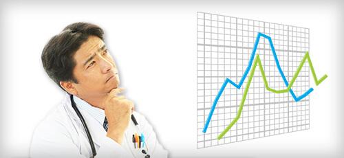 医師は常勤勤務+非常勤アルバイトを掛け持ちしているケースが多い