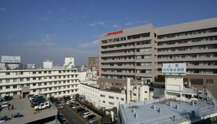 上尾中央総合病院外観3