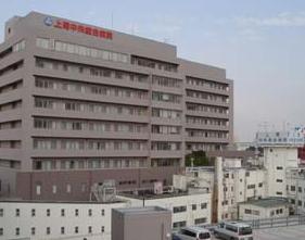 上尾中央総合病院外観