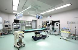 朝倉健生病院 | 病院・診療部門のご紹介 | 設備のご紹介 | 手術室