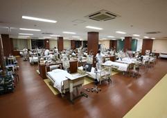 朝倉健生病院 | 病院・診療部門のご紹介 | 設備のご紹介 | 透析センター