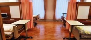 桜ヶ丘中央病院病室その2