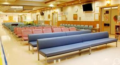 伊奈病院内の様子
