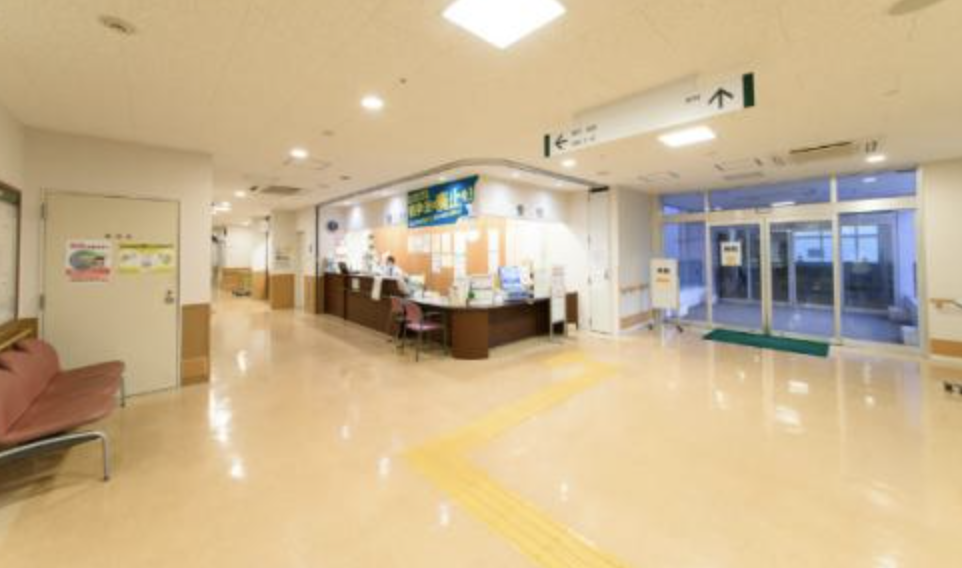 和歌山生協病院内の様子