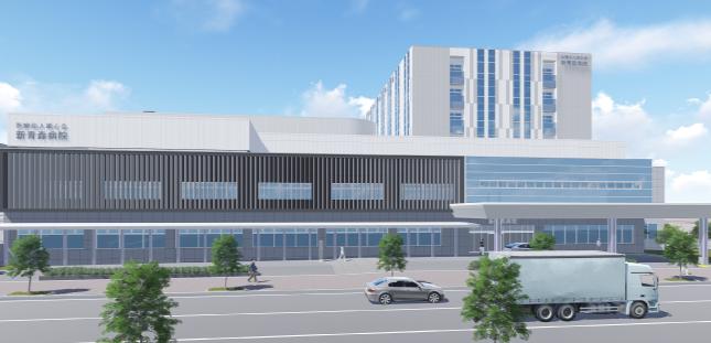 医療法人 雄心会 青森新都市病院   医療法人 雄心会 青森新都市病院のWebサイトです