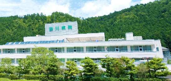 岐阜県加茂郡の白川病院