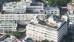 浦添総合病院外観
