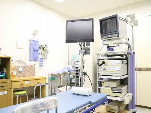 新仲間病院内視鏡室