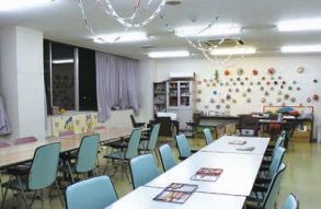 板倉病院作業療法室