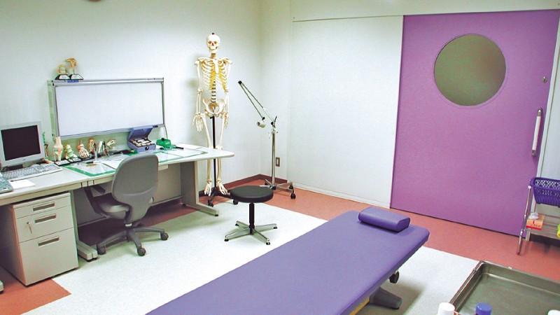 南紀医療福祉センター診察室