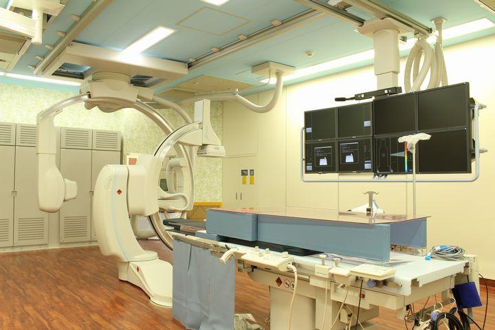 心血管造影室