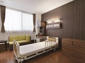 戸田中央リハビリテーション病院施設内